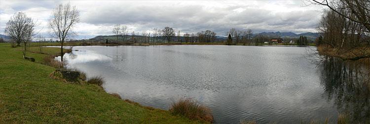 Foto Reichenburgsee